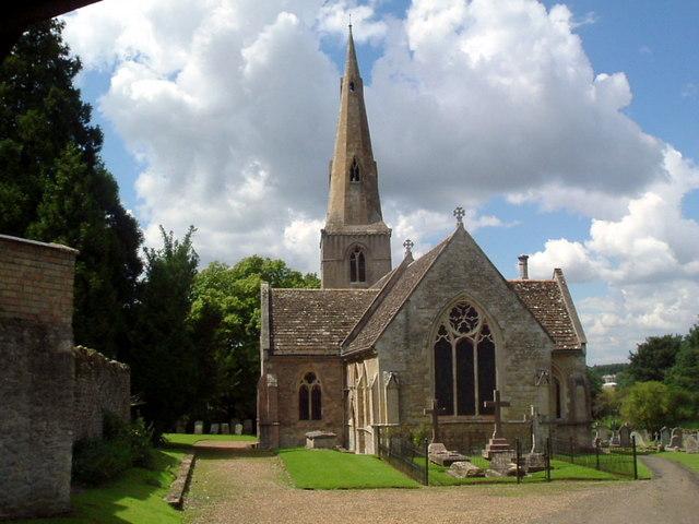 Achurch church