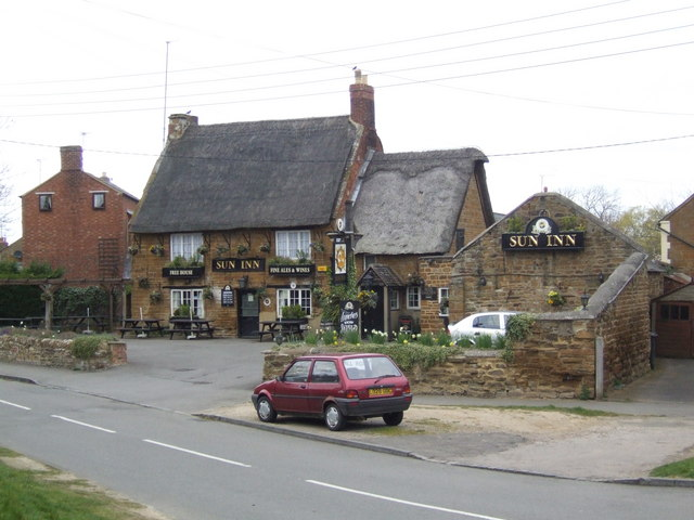 The Sun Inn, Kislingbury