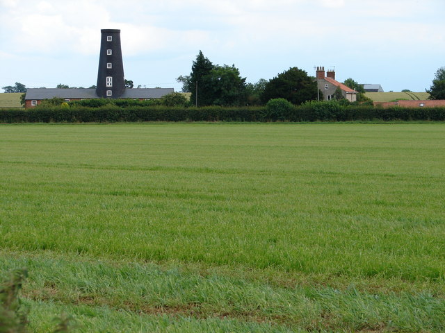 The Mill House and Scopwick Mill