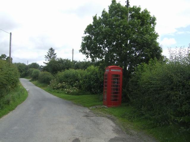 Rural phonebox