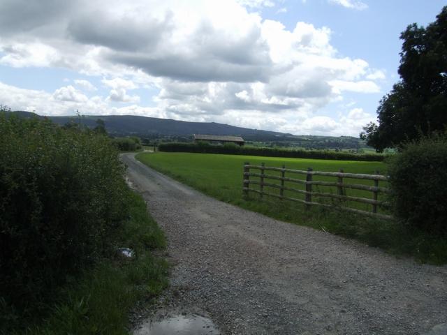 Footpath to Minsterley