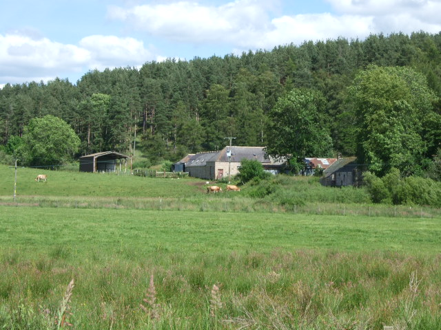 Coull Home Farm