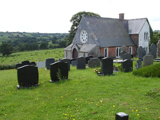 Chapel near Pen-yr-wtre