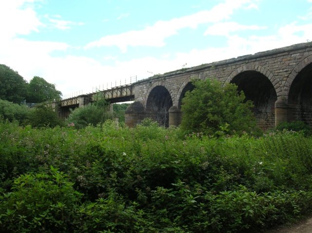 Bridge over the Wharfe