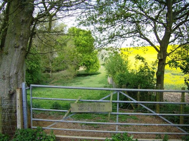 Ramsden Corner nature reserve