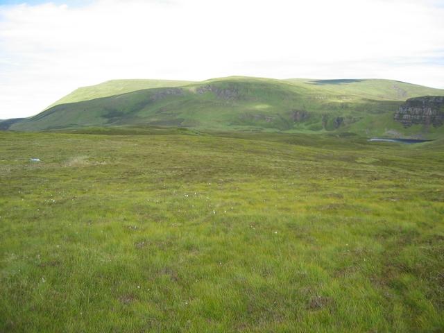 Moorland at Sneosdal