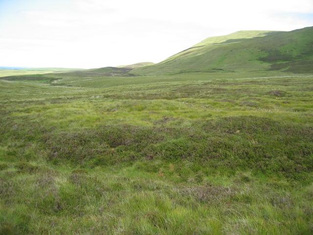 Moorland in Glen Sneosdal