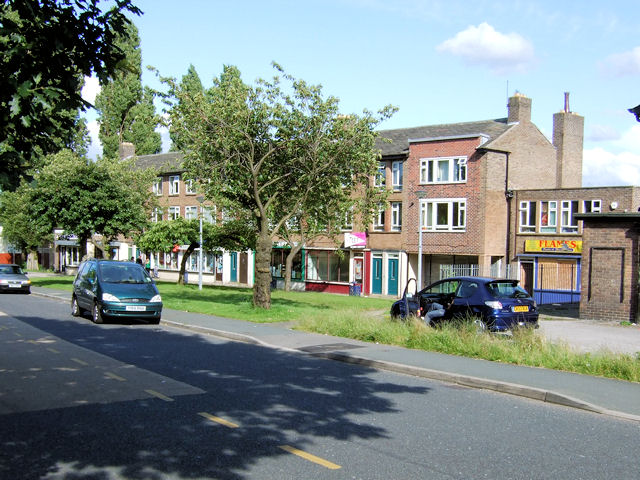 Copthorne Square, Keldregate