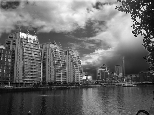 Luxury Apartments - Salford Quays