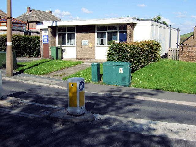 Deighton Police Station, Keldregate