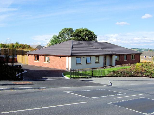 Langley Lodge, Deighton Road