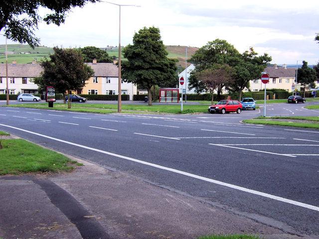 Keldregate, off Bradley Road