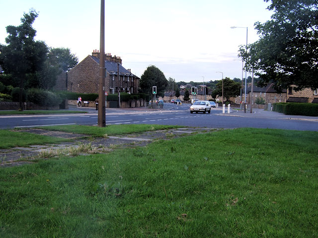 Bradley Road / Curzon Street