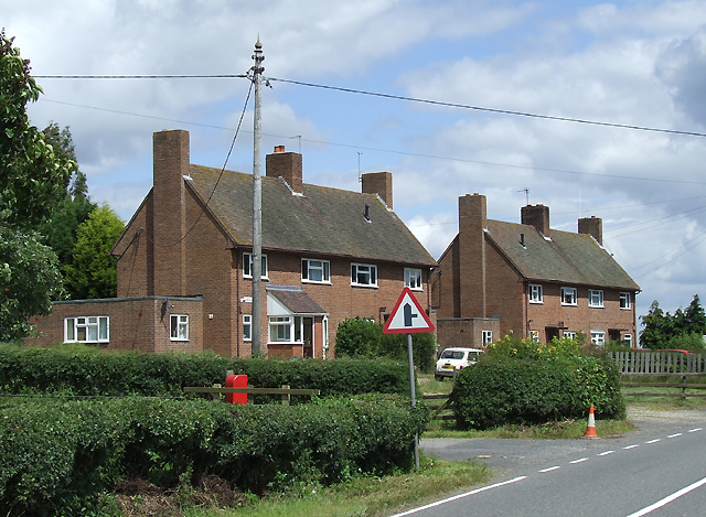Housing at Weston, Shropshire