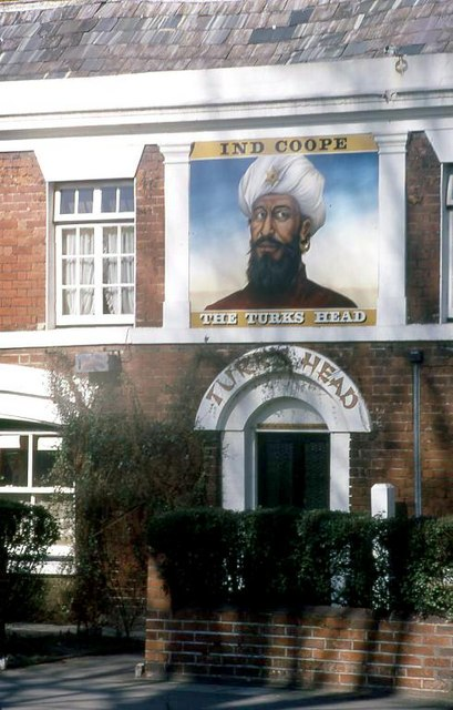 The Turks Head, London Road, Reading
