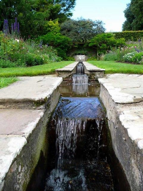 The Rill Garden at Coleton Fishacre