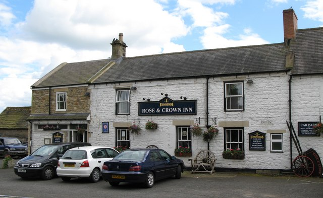 Rose and Crown Inn, Slaley