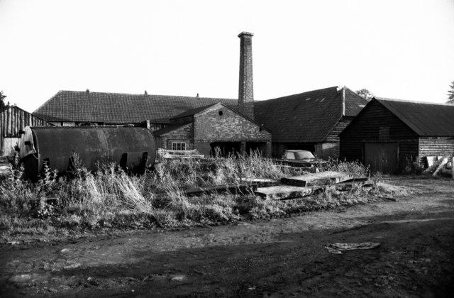 Englefield Estate Sawmill