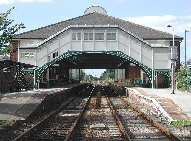 Beverley Station