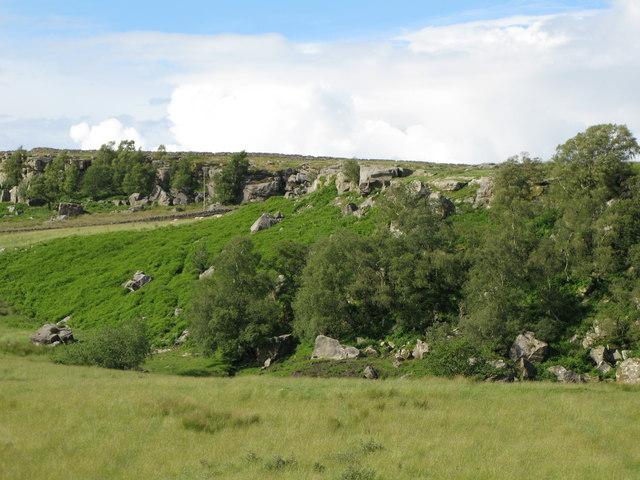 Shitlington Crags (2)
