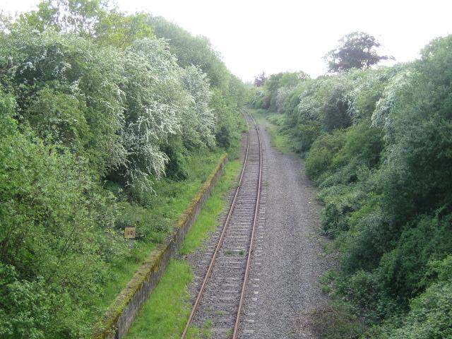 Disused railway near Sandhill 2