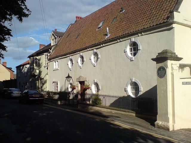 St Agnes Lodge, High St Agnesgate