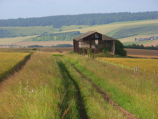 Barn on Chain Drove