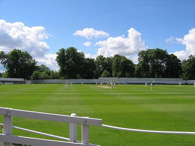 Cricket Field: Newcastle Cricket Club