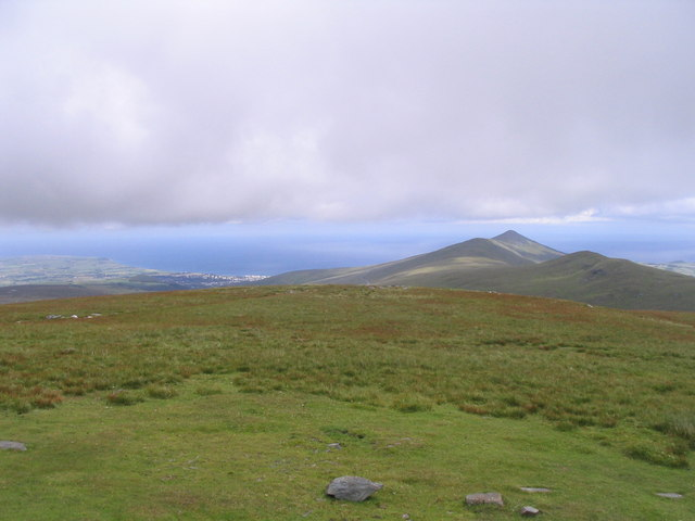 Snaefell and North Barrule