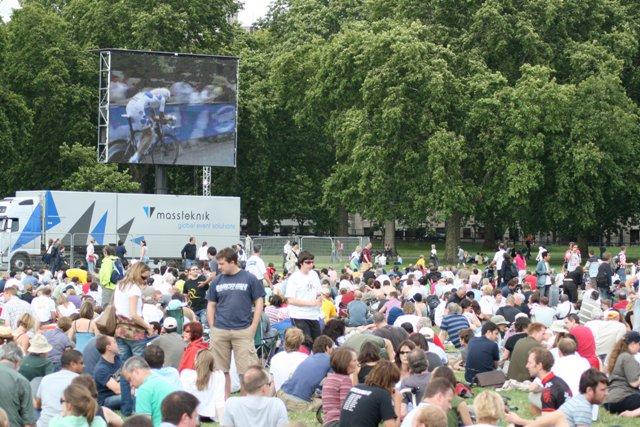 Hyde Park, Tour de France Day