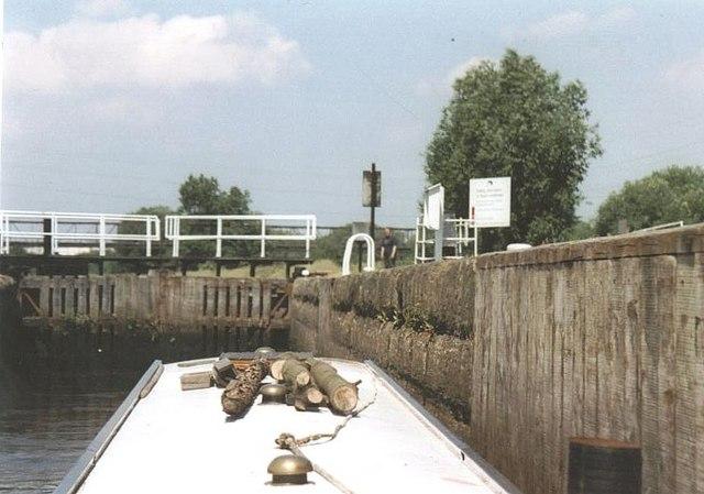 2001 : Knostrop Fall Lock