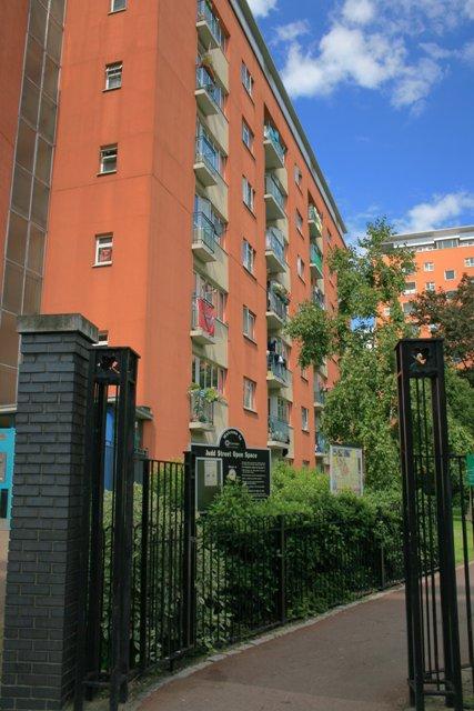 Apartment Blocks, Judd Street