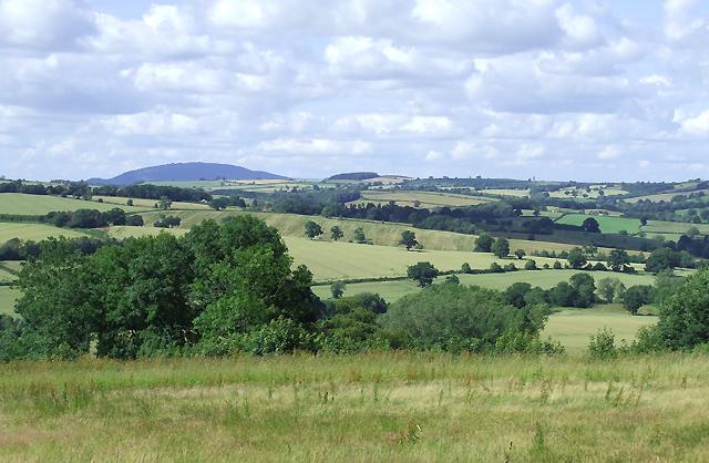 Farm Land near Monkhopton, Shropshire