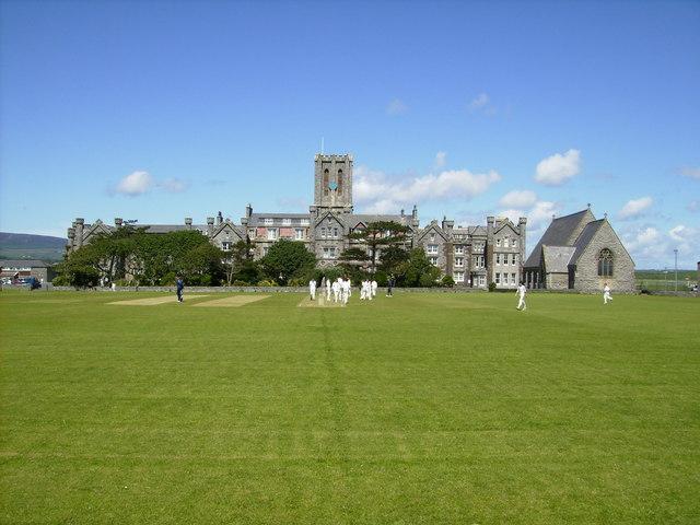 King William College near Castletown