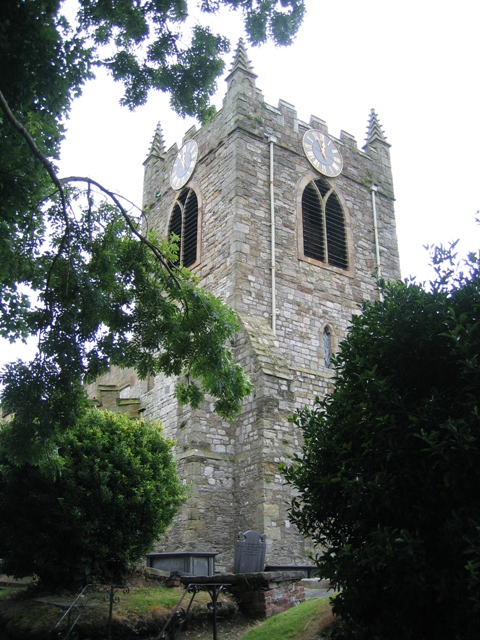The Tower of St Mary and St Nicholas