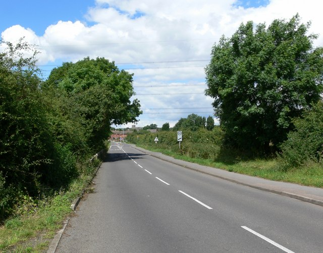 Approaching Ratby