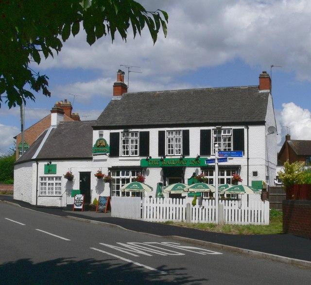 The Railway Inn, Ratby