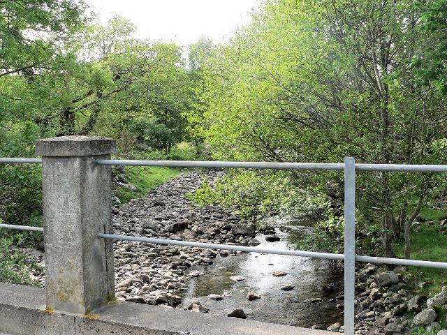 Bridge over Langdale Burn