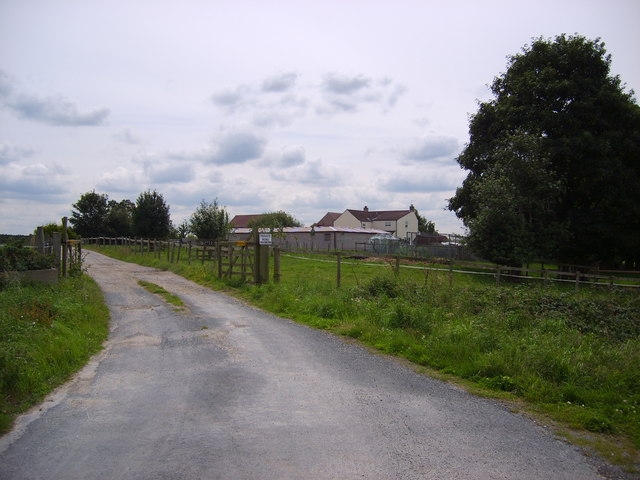Fir Tree Farm buildings