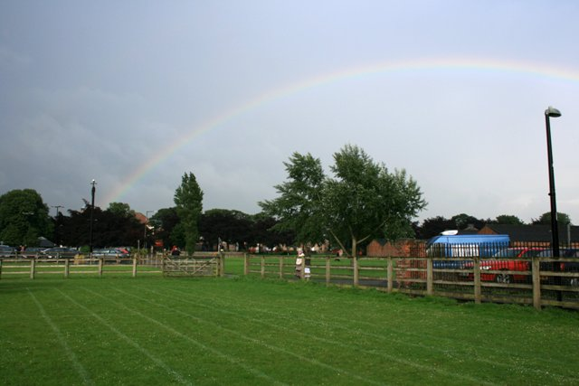 Applegarth School Playing Fields