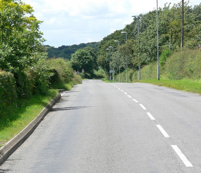 Markfield Road, Ratby