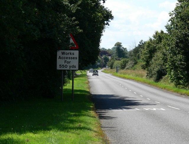 Desford Lane, Newtown Unthank