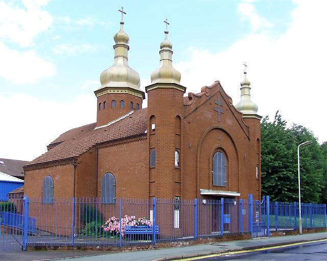Particular Ukrainian Catholic Church of Saints Volodymyr and Olha