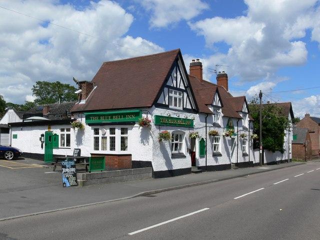 The Blue Bell Inn, Desford