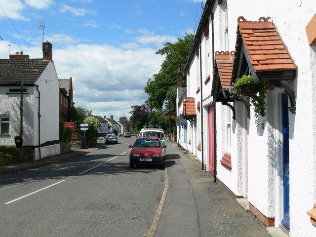 Main Street, Desford