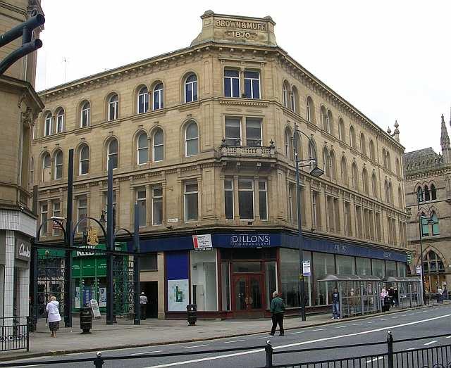 Brown & Muff - Market Street