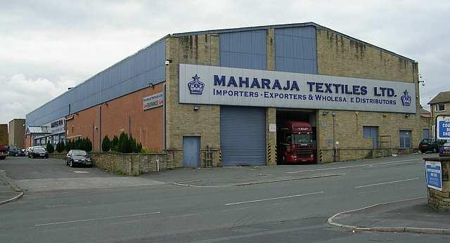Maharaja Textiles Ltd - Cemetery Road