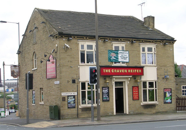 The Craven Heifer - Thornton Road