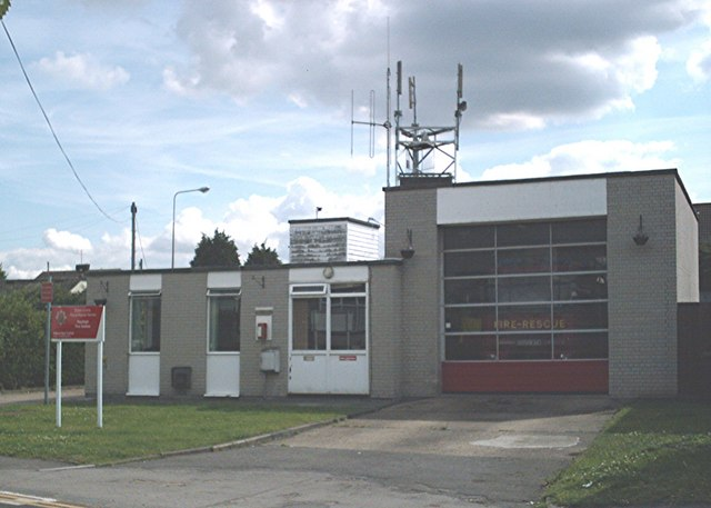 Rayleigh Fire Station