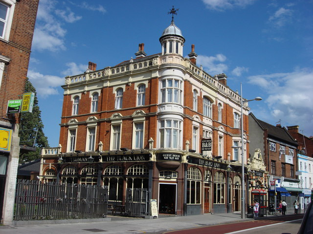 The Black Lion, Kilburn High Road